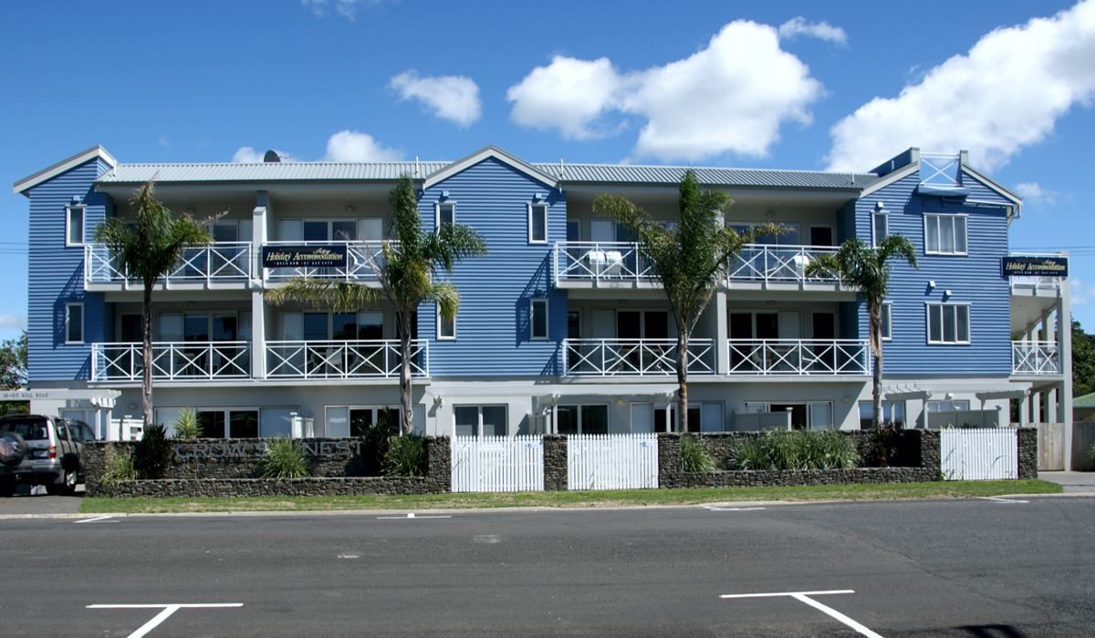 Crowsnest Apartments Whitianga