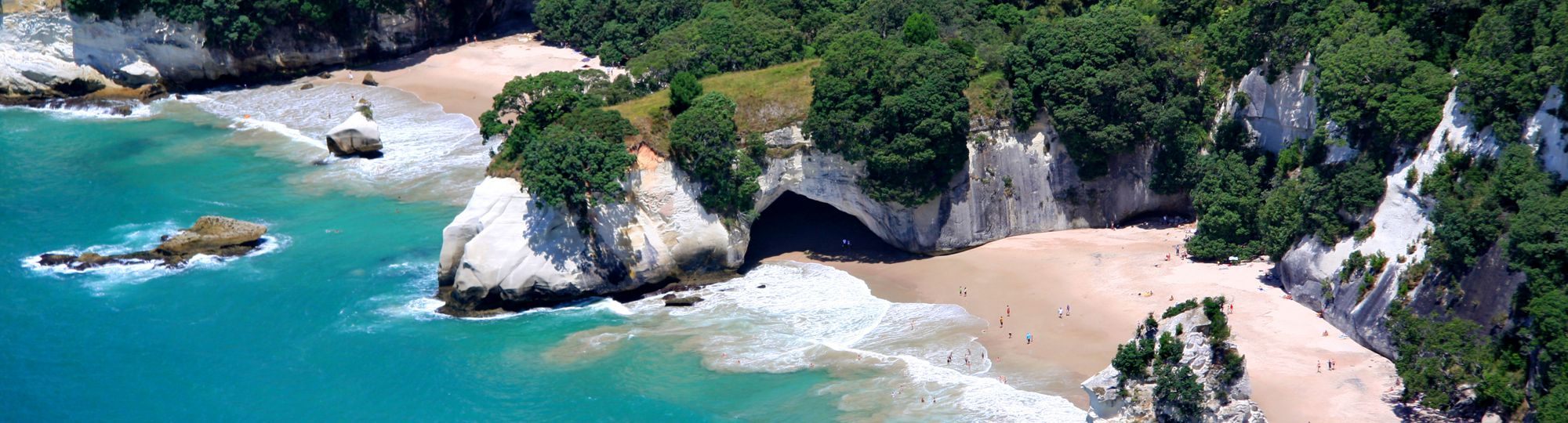 Whitianga Accommodation Visit Cathedral Cove