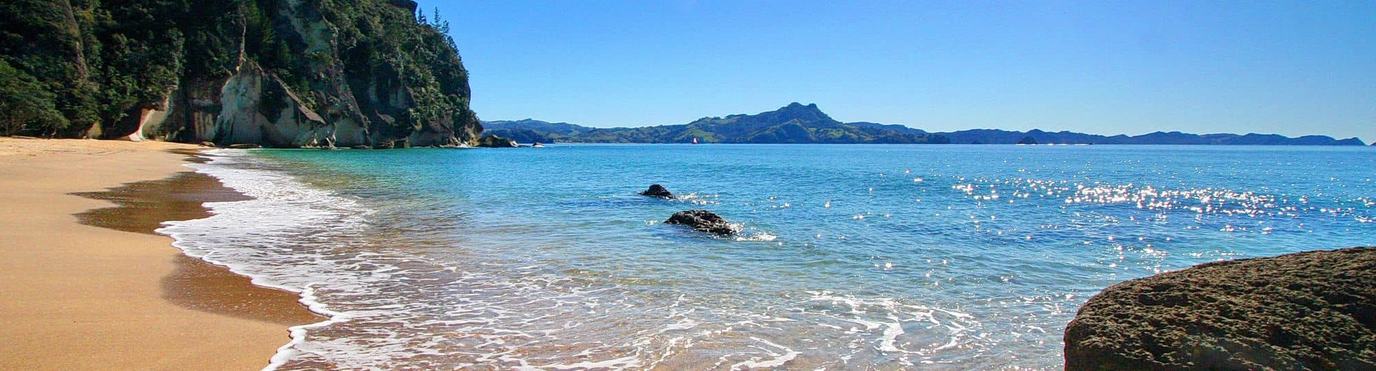 Whitianga Accommodation in Mercury Bay